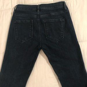 Loft jeans.